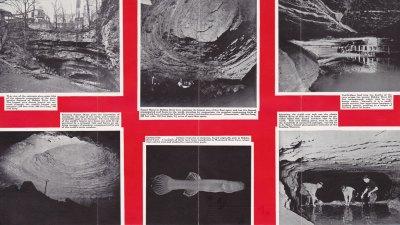 Historic Hidden River Cave Brochure (back)