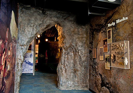 American Cave Museum-Archaeology Exhibits