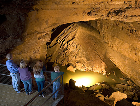 Hidden River Cave Guided Cave Tour